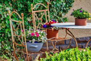 Meble do ogrodu – najciekawsze pomysły na nadchodzący sezon