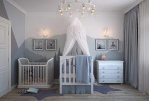 Jak ciekawie umeblować pokój dziecięcy?