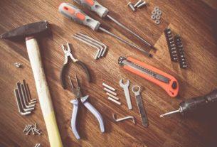 Najważniejsze narzędzia do domowego warsztatu